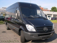 Mercedes-Benz Sprinter черный